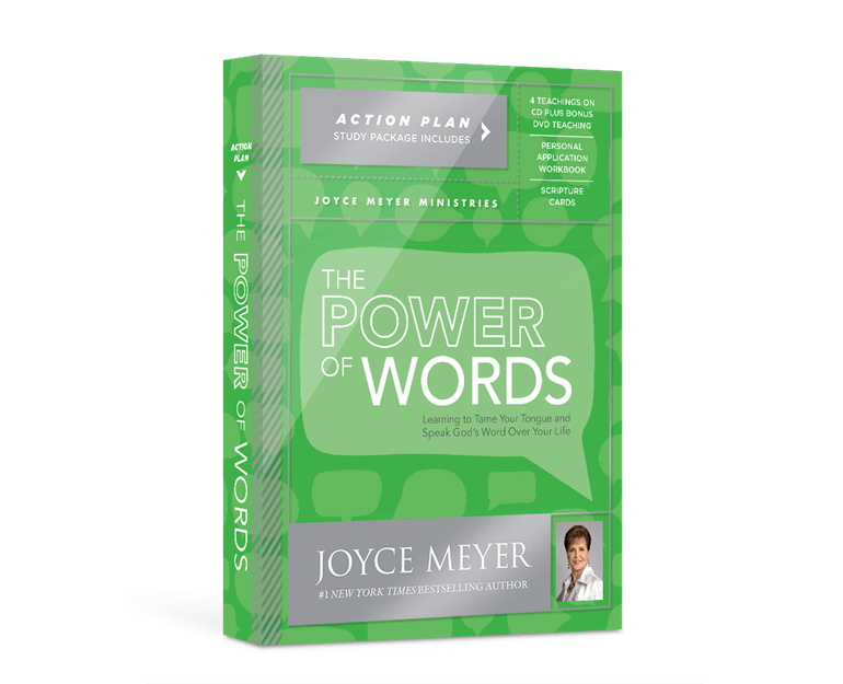 The Power of Words Action Plan