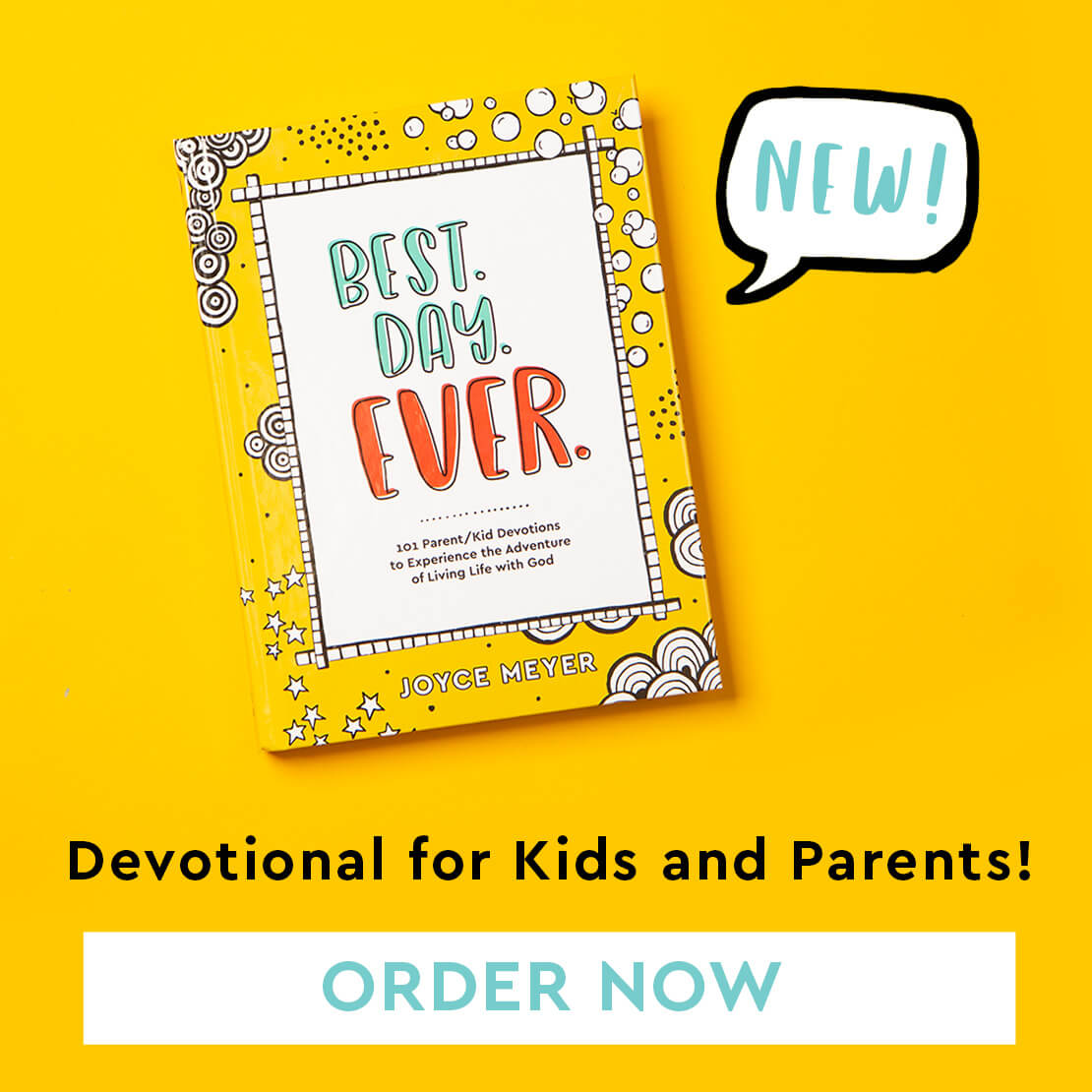 Best. Day. Ever. Devotional