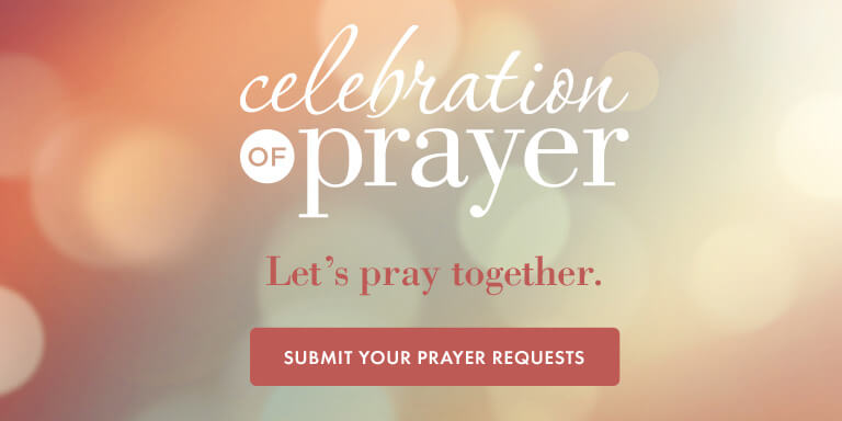 Celebration of Prayer