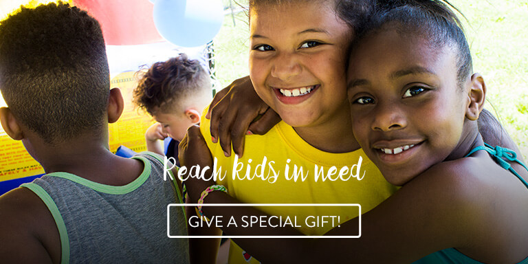 Reach Kids In Need - Give a Special Gift