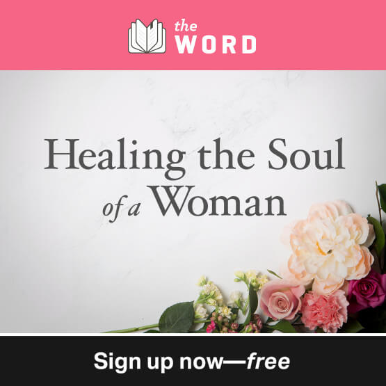 Helaing the Soul of a Woman - Join the free bible study
