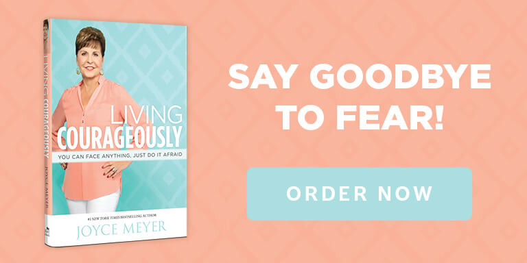 Living Courageously - Order Now