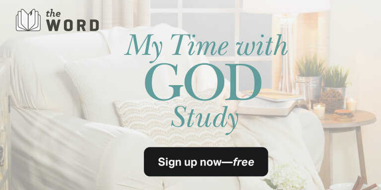 My Time with God Study