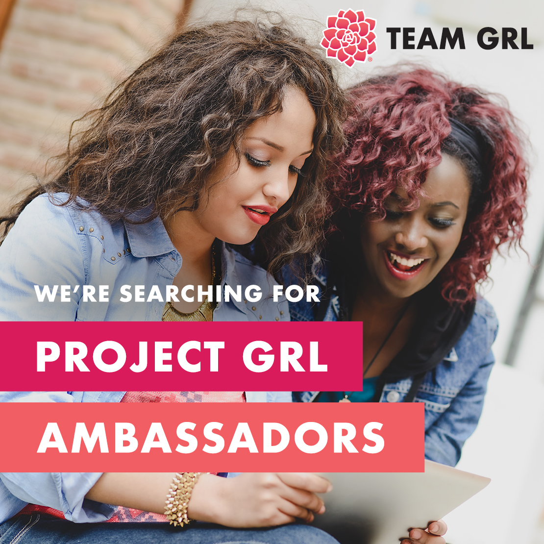 Joyce Meyer's: Project GRL - Join Team GRL