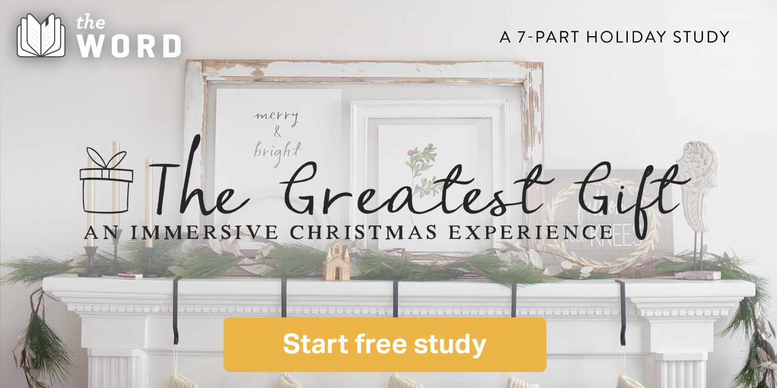 The Greatest Gift Study