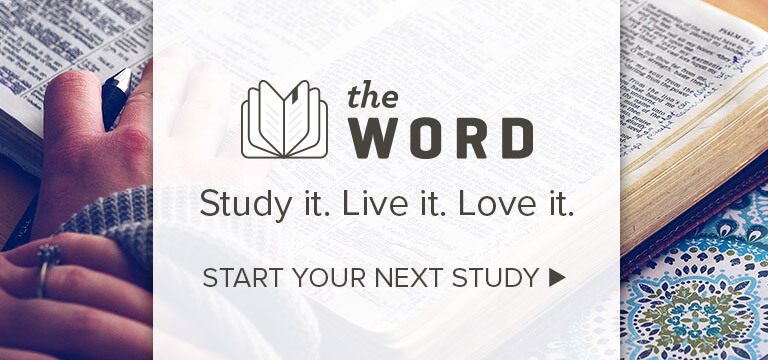 Start Your Next Free Study - The Word