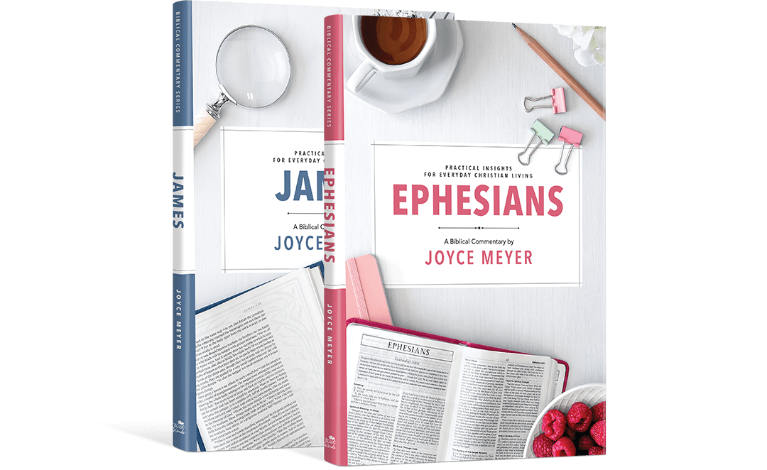 Ephesians and James Package