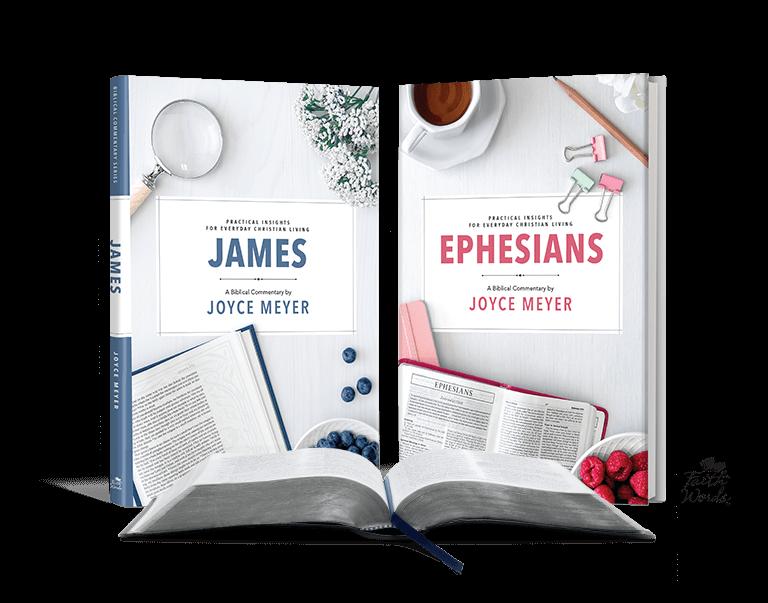 Biblical Commentaries   Joyce Meyer Ministries