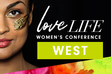 Joyce Meyer Love Life Christian Women's Conference West