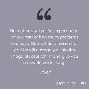 Abuse and the Miracle of Recovery | Everyday Answers - Joyce