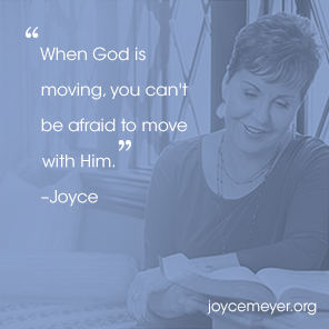 Facing Fear and Finding Freedom   Everyday Answers - Joyce Meyer