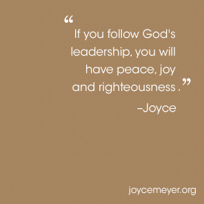 How to Make Tough Decisions | Everyday Answers - Joyce Meyer