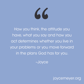 Joyce Meyer Quotes | Dealing with Discouragement