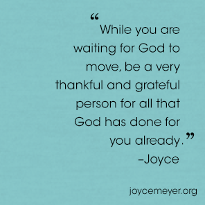 Joyce Meyer Quotes   How To Be Content Everyday Answers Joyce Meyer