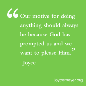 Conquer Fear and Fulfill Your Destiny | Joyce Meyer Quotes