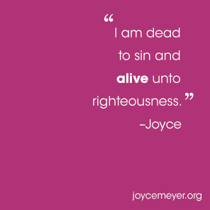 List of Confessions by Joyce Meyer | Everyday Answers