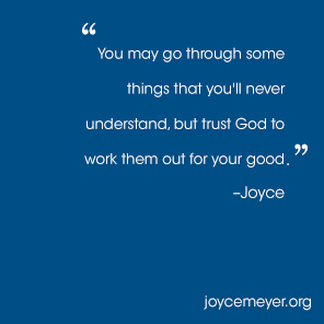 Overcoming Grief And Loneliness | Joyce Meyer Quotes