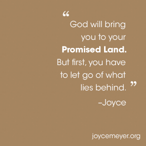 Putting the Past Behind You | Everyday Answers - Joyce Meyer