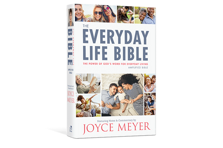 Everyday Life Bible (Hardcover)