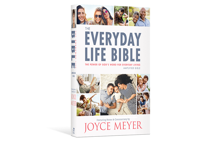 Everyday Life Bible (Paperback)