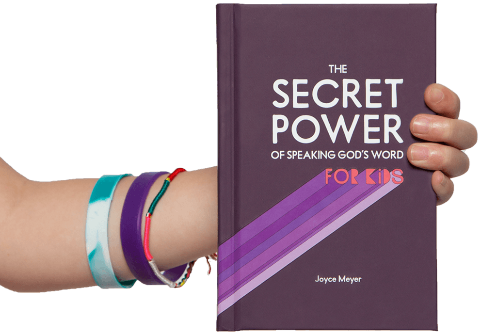 The Secret Power of Speaking God's Word - For Kids | Joyce