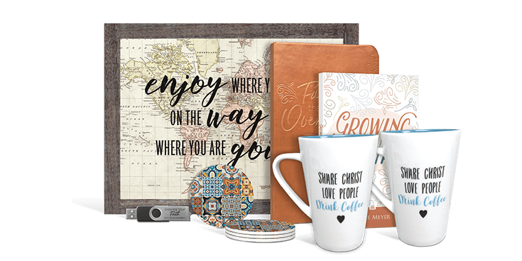 Growing in Faith Special Package - Hand of Hope & Joyce Meyer Ministries World Missions