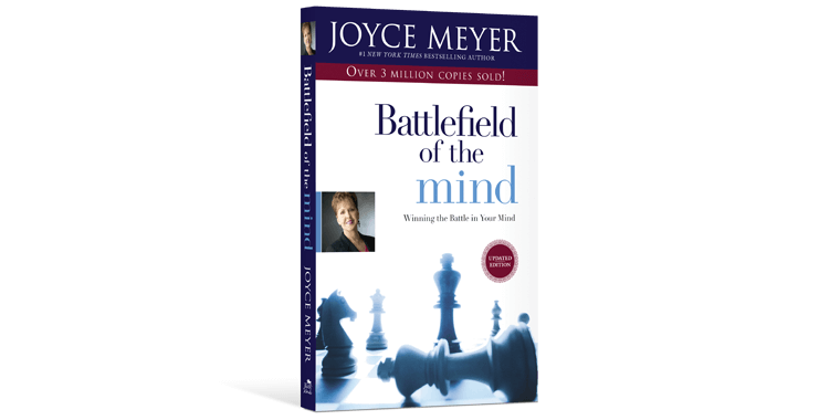 Battlefield of the Mind- Renew Your Mind |Joyce Meyer Book