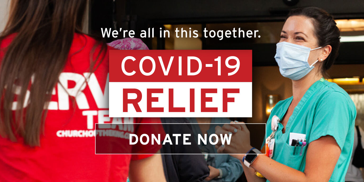 COVID Disaster Relief