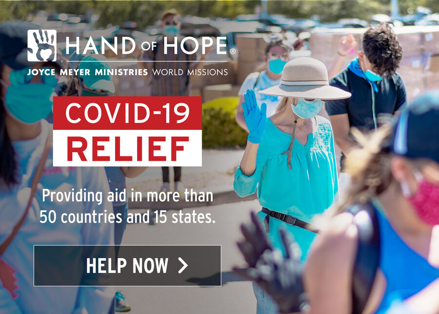 Hand of Hope COVID Relief