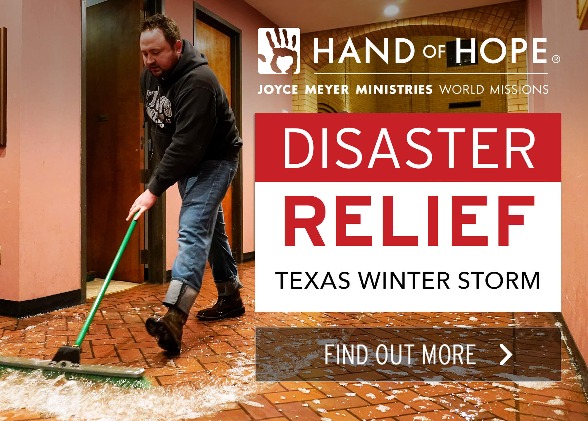 Hand of Hope Disaster Relief Uri