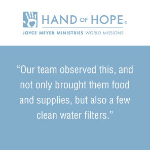 Water Filters Bring Hope to a Community - Nepal Earthquake