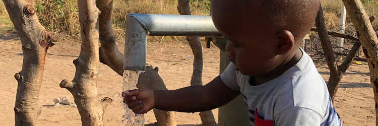 A New Way to Share the Gospel by Providing Water Wells