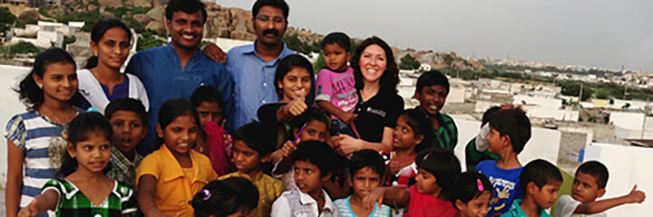 Care for Abandoned Children in India