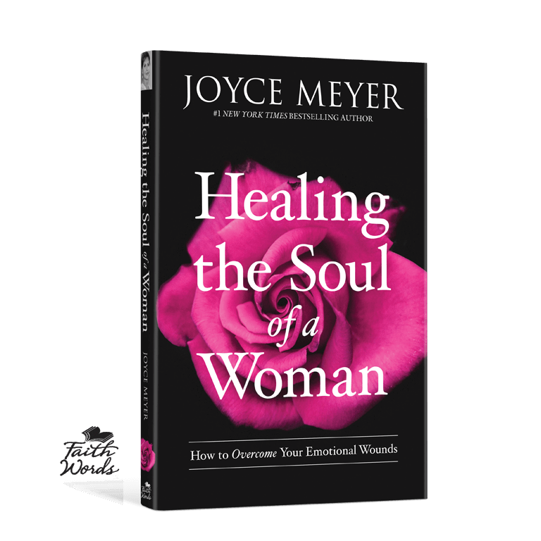 Healing the Soul of a Woman Book