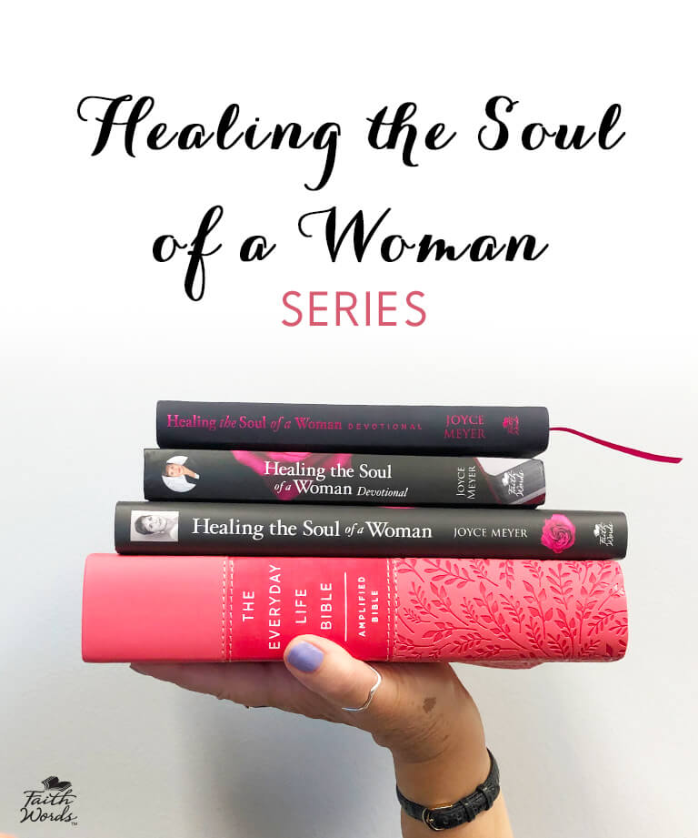 Discover the Healing the Soul of a Woman Series