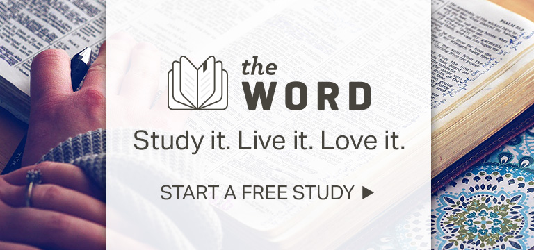 The Word - Start a free study