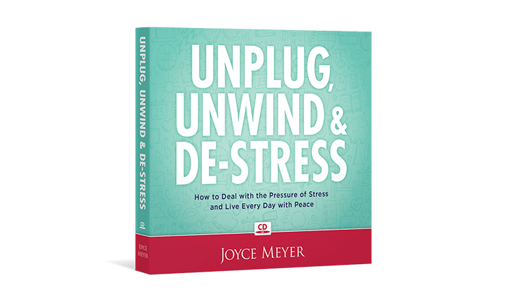 Unplug, Unwind and De-Stress