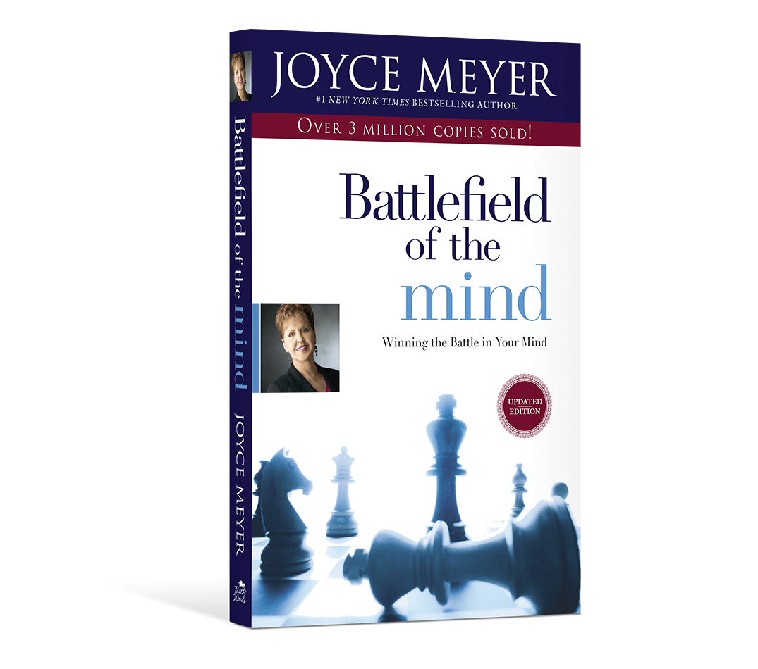 Battlefield of the Mind Updated Edition Paperback Book