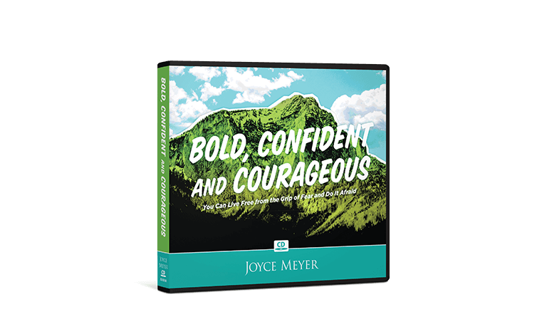 Bold, Confident & Courageous CD Package