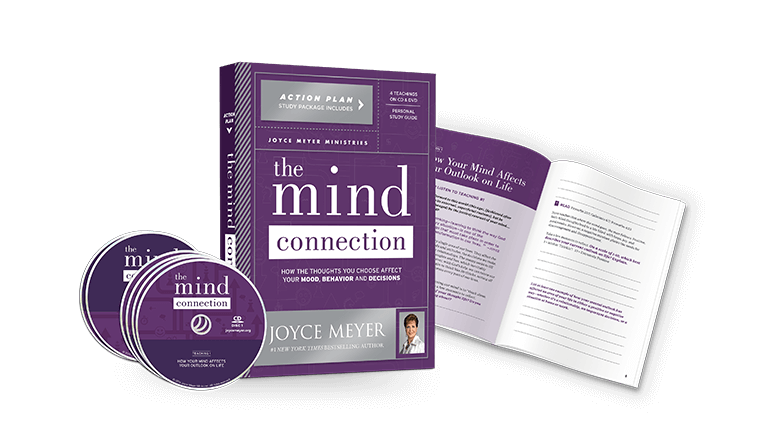 The Mind Connection Action Plan Bundle, Book, and CDs