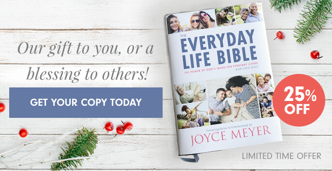 The Everyday Life Bible - Get Your Copy Today