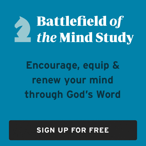 battlefield of the mind study guide answers