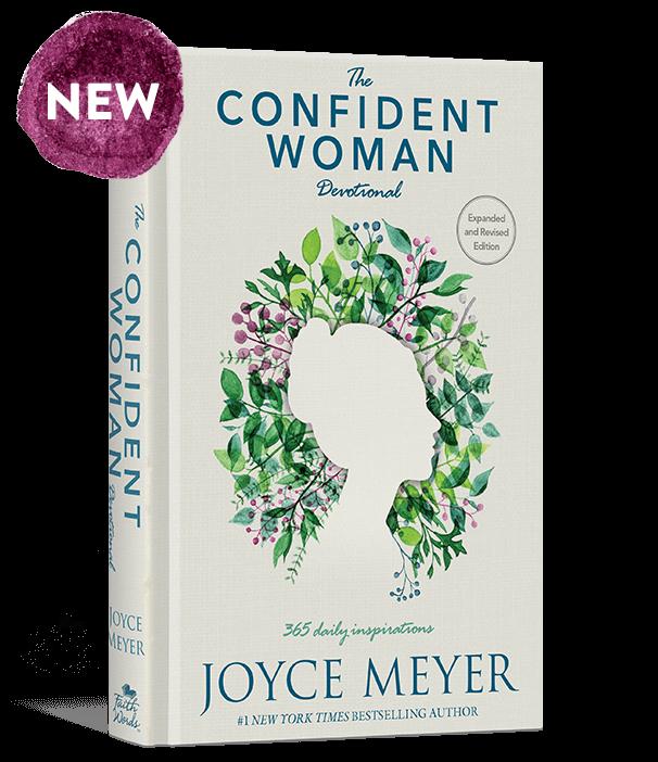 The Confident Woman Devotional Joyce Meyer Ministries