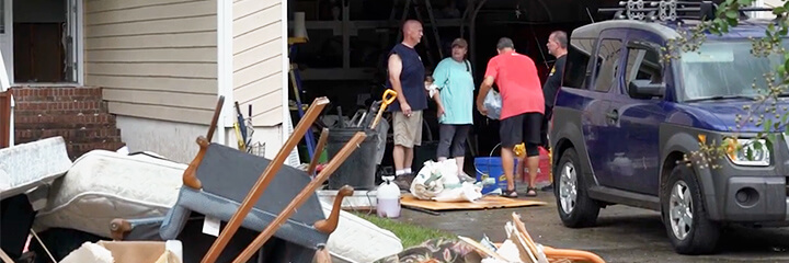 Making an Impact after Hurricane Florence