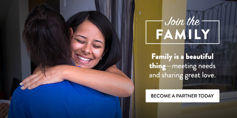 Joyce Meyer Ministries - Join the Family - Become a Partner Today